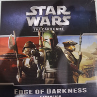 Star Wars the Card Game Edge of Darkness
