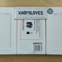 Original Xiaomi Mi 2C 2 C Powerbank Power Bank 20000mAh 20000 mAh TAM