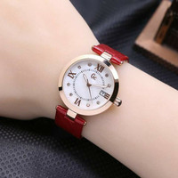 Jam tangan wanita, Guess collection kulit, tgl aktif/on, kw super