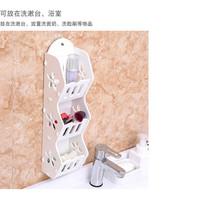 Harga storage decorative rack shabby chic rak kosmetik hp | antitipu.com