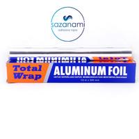 Harga aluminum foil total wrap 7 6m x 300mm pembungkus makanan | antitipu.com