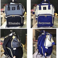Ransel Anello Diaper bag /Tas Bayi/Tas Mommy Import 1ST