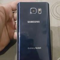 Samsung Note 5 32Gb mulus ori lengkap no minuss murah 4G lancar jaya s