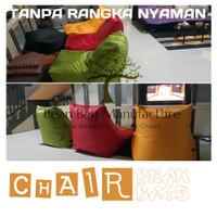 Chair Beanbag Kursi Sofa Santai Desain Rumah Ruang TV Tamu Kantor Unik
