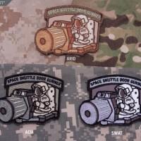 Mil Spec Monkey Shuttle Doorgunner morale patch