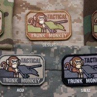 Mil Spec Monkey Tactical Trunkmonkey morale patch