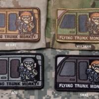 Mil Spec Monkey Flying-Trunkmonkey morale patch