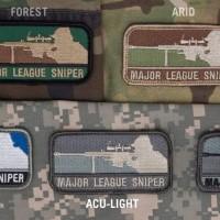 Mil Spec Monkey Major League Sniper morale patch