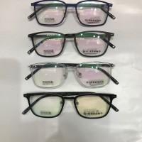 Frame Kacamata Kotak Merek Giordano Murah