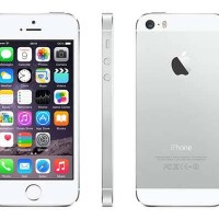 [BATANGAN] iPhone 5S 32Gb Silver 2nd Garansi 1 Minggu