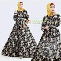 Marwa Dress Gamis Modern Pakaian Wanita Model Terbaru Baju Trendy 2018