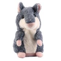 boneka hamster perekam suara bicara bergerak mainan interaktif bayi