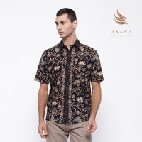 Asana Tabanan Short Sleeves - Black