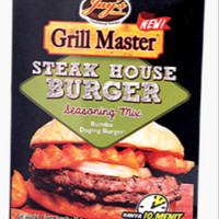 Jual JAYS GRILL MASTER STEAK HOUSE BURGER MARINADE MIX 30GR - BUMBU DAGING Murah