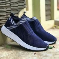 Harga original premium sepatu sneakers slip on adidas nmd | antitipu.com