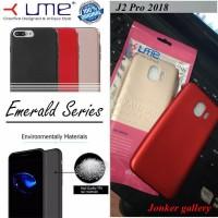 Lenovo K5 Plus Case Emerald / Softcase Doff Original Ume