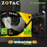 VGA Zotac GeForce GT 1030 2GB GDDR5 - ZOTAC 1030 PCI 3.0 CUDA 384