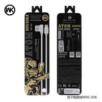 WK ATOM Kabel Lightning Cable iPhone ipad Turbo Charging - WDC-036