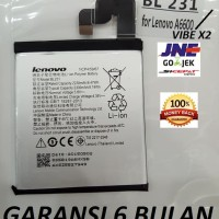 Lenovo Battery BL231 Original VIBE X2