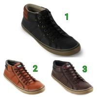 DISKON BESTSELLER!! Sepatu Casual Blackmaster Geox Pria Murah -
