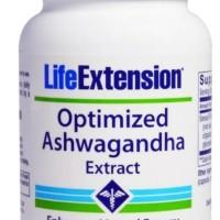 produk istimewa Life Extension Optimized Aswagandha Extract 60 cap