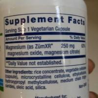 laris Life Extension Extend Release Magnesium