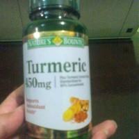laris Turmeric 450mg Natur Bounty
