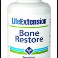 murah Life Extension Bone Restore 120 caps