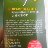 special Ovega-3 Omega3 suplement 60 vege softgel