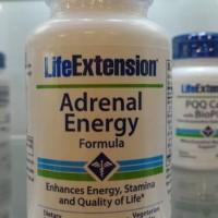 harga grosir Life Extension Adrenal Energi Formula 60 caps