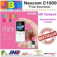HP TERKECIL - NEXCOM C1000 MINI ( Single SIM )