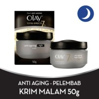 Stok Terbatas!! Olay Total Effects 7 In One Anti Ageing Night Cream