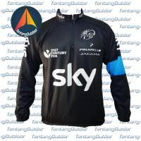 Limited Kaos Jersey Sepeda Baju Lengan Panjang Roadbike XC Sky B044