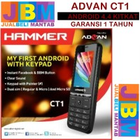 Hp Android Candybar - Advan CT1 512mb Termurah