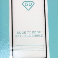 Tempered Glass 5D Full Cover/Nempel Samsung Galaxy A8/A8 Plus 2018