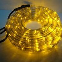 Lampu Led Selang/Rope Light/Outdoor/Taman Waterproof 10 mtr Kuning