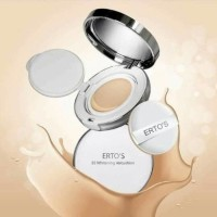 Ertos EE Whitening Air Cushion Bedak Cushion - Skincare Original BPOM