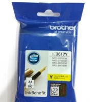 Tinta Brother LC3618 Original Printer MFC J3530 Berkualitas