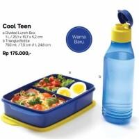 Terbaru Tupperware Cool Teen Paket Tempat Makan Dan Minum