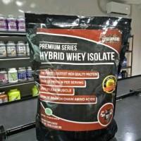 Hybrid Whey Protein Isolate 10lbs 10 lbs 10lb 10 lb HALAL dan BPOM