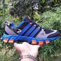Harga dijual sepatu adidas ax2 running outdoor pria lari   Pembandingharga.com