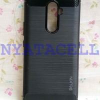 SoftCase Carbon Fiber Lenovo K8 Note /Ipaky/Capsule/Soft Case/Delkin