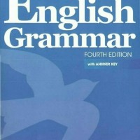 (Murah) UNDERSTANDING and using english grammar + with answer key