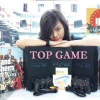 TERMURAH Playstation PS2 Sony Fat + HD 40GB + 2 Stick Getar (Paket