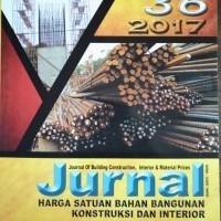 Jurnal Harga Satuan Bahan Bangunan 36-2017
