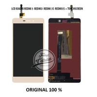 LCD ORI - XIAOMI REDMI 3 REDMI3 REDMI 3S REDMI3S plus TOUCHSCREEN SPAR
