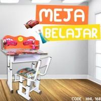Best Meja Belajar Anak Karakter 1 Set Meja+Kursi (Hhl-168)