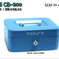 CASH BOX/BRANKAS. KOZURE CB-200