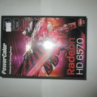 VGA Power Color Radeon HD 6570 1GB DDR3