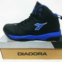 Sepatu Basket Diadora Dribling Black BlueOriginal